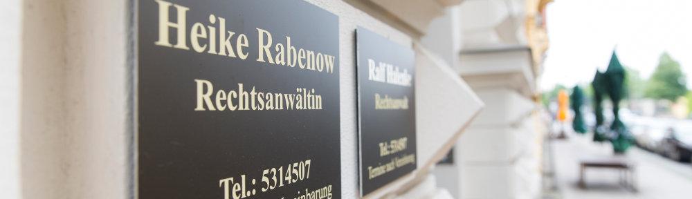 Kanzlei Rabenow in Magdeburg